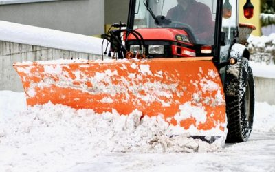 Snow Removal Contracts for Apartment Complexes